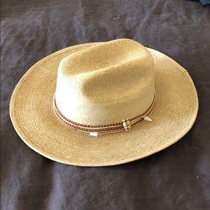 Beautiful sturdy woven hat